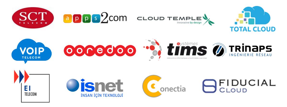Nos client satisfaits 4 - Centile Telecom Application